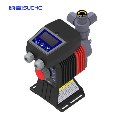ED电磁隔膜计量泵