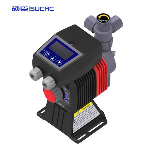 EH电磁隔膜计量泵